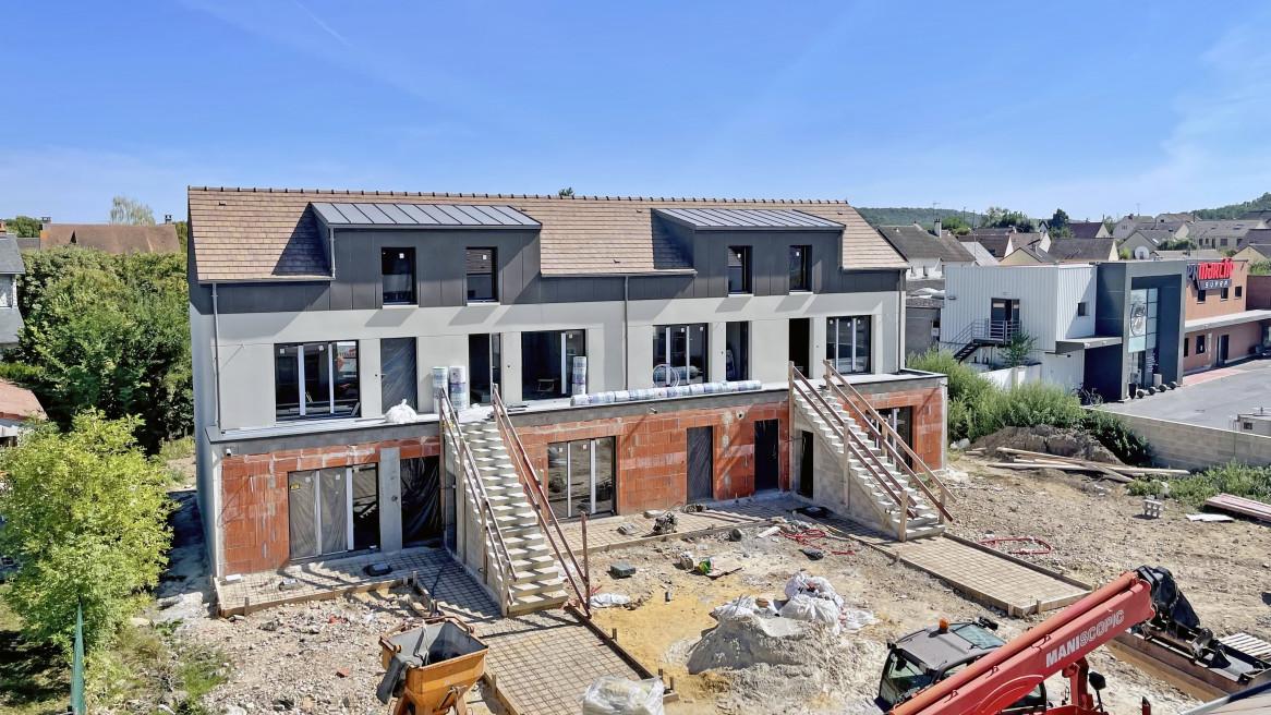 Construction de 19 logements et une maison médicale / ETRECHY (91)
