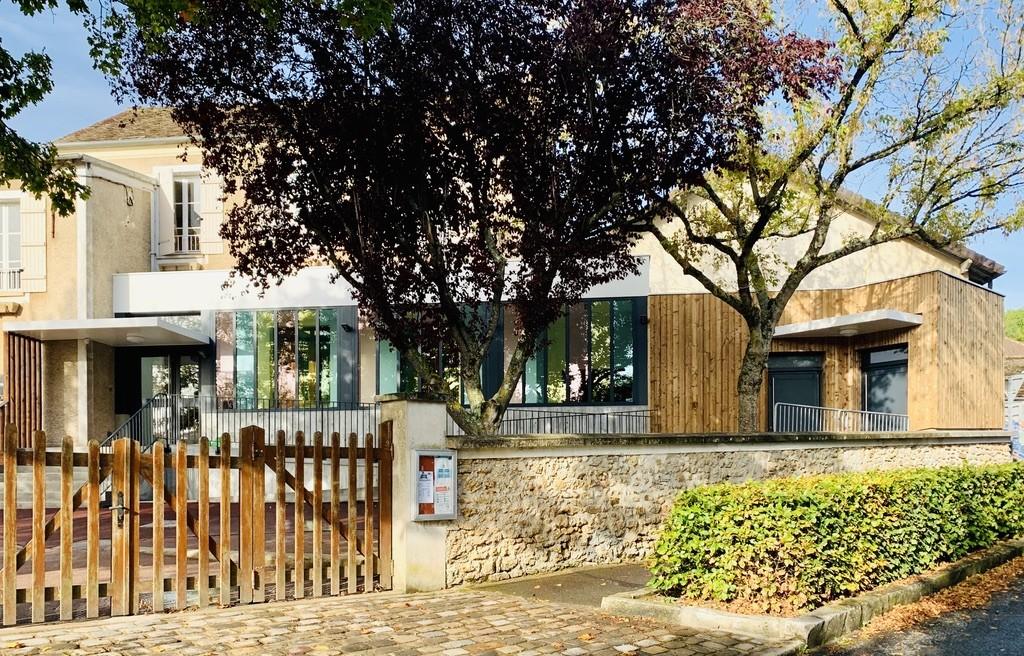 Extension et réaménagement de l'Ecole La Fontaine / SAINT SAUVEUR SUR ECOLE (77)